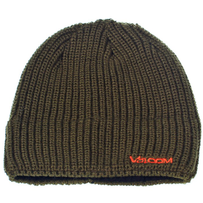 Volcom - Solid Fleece Lined Beanie
