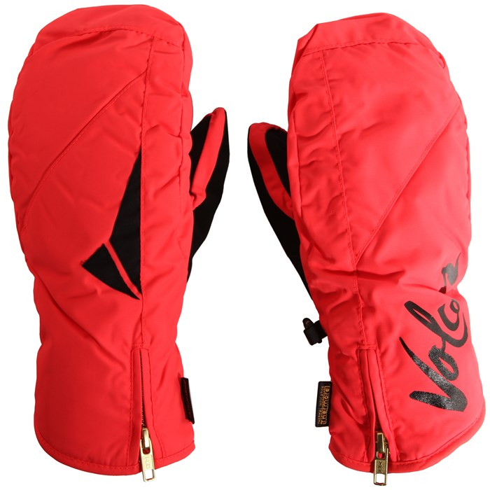Volcom - Bistro Insulated Mittens - Women's