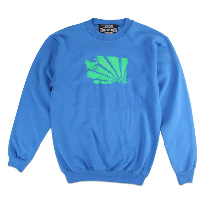 Casual Industrees - Brah Crew Neck Sweatshirt