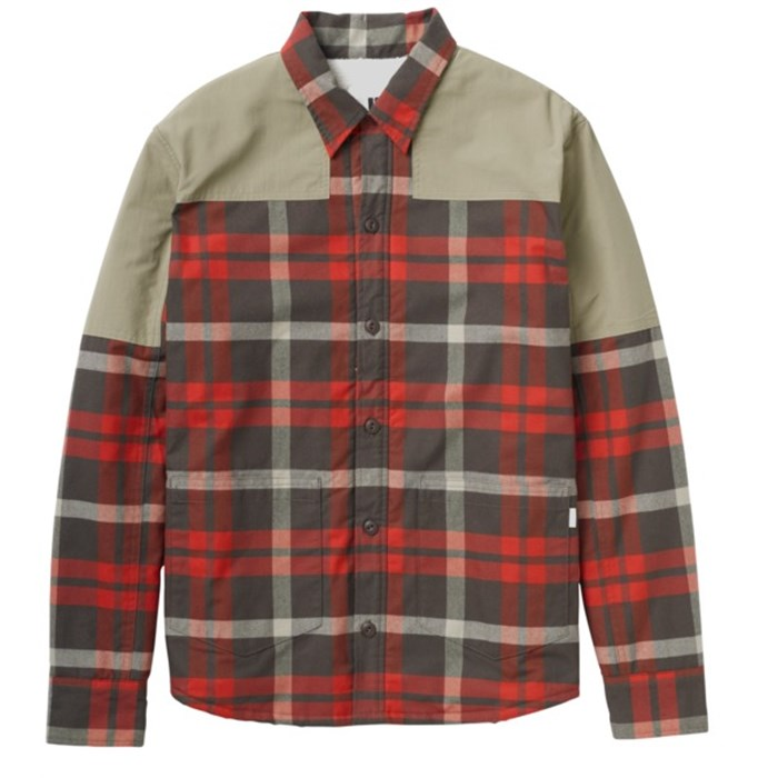 Burton - Rapid Button Down Flannel Shirt