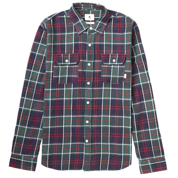 Burton - Brighton Flannel Button Down Shirt