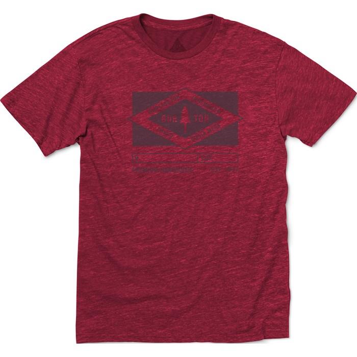 Burton - Certified Speckled Heather Tri-Blend T-Shirt