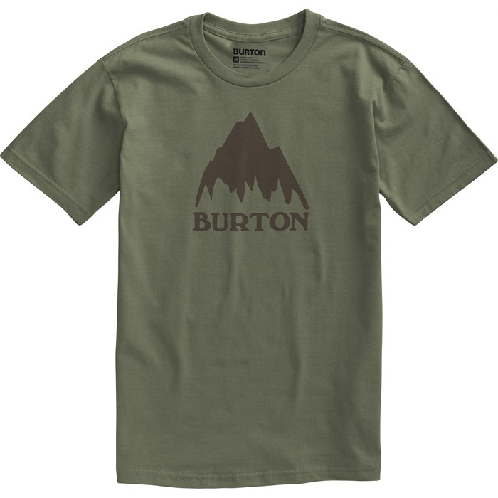 Burton - Classic Mountain T Shirt