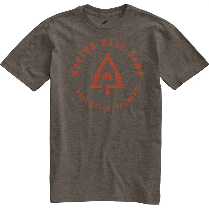 Burton - Base Camp Recycled Slim T Shirt