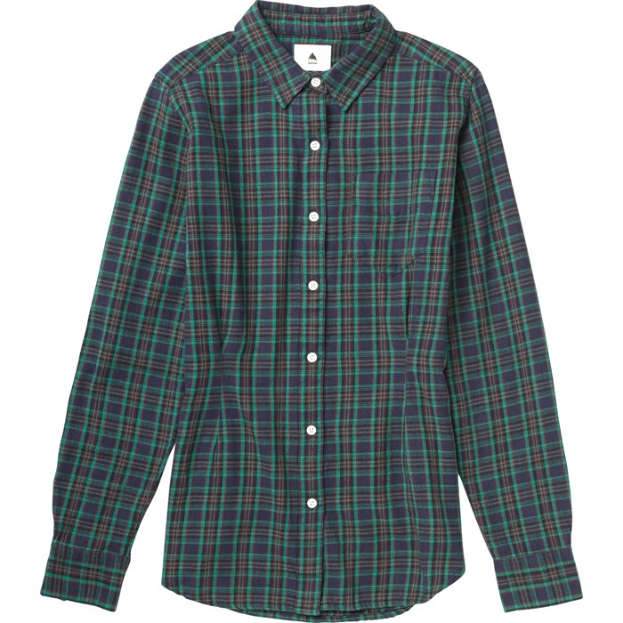 Burton - Driver Woven Button Down Shirt - Women's