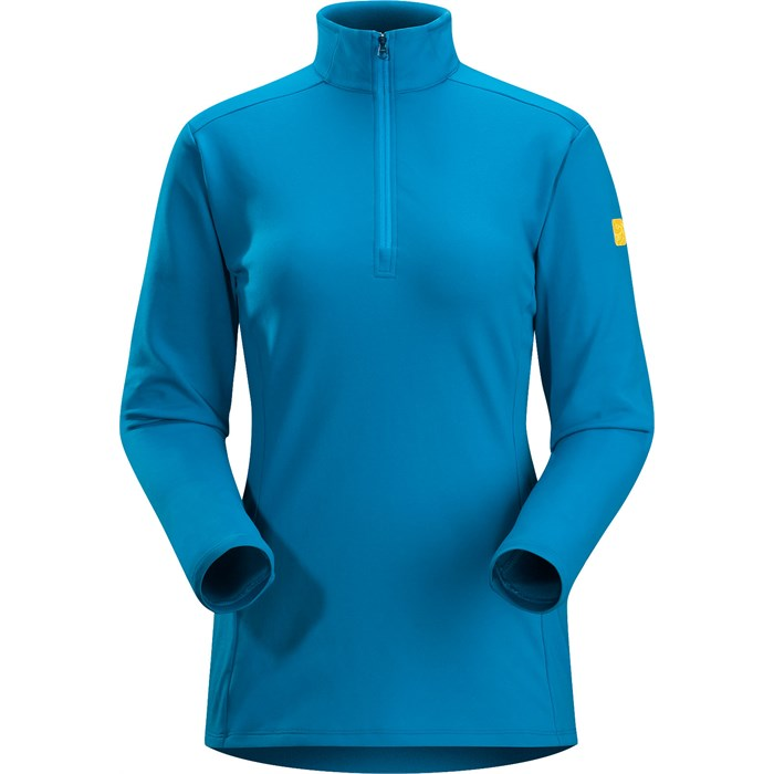 Arc'teryx - Phase AR Zip Long-Sleeve Top - Women's
