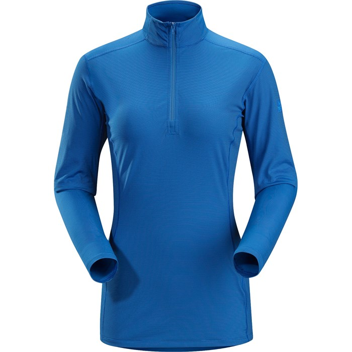 Arc'teryx - Phase SL Zip Long-Sleeve Top - Women's