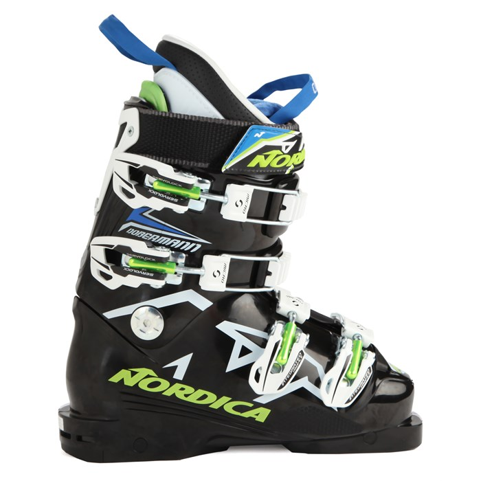 Nordica - Dobermann Team 80 Ski Boots - Youth 2012