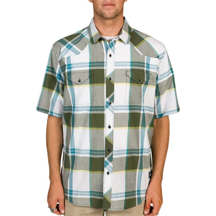 Billabong - Nelson Short Sleeve Button Down Shirt