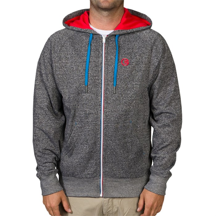 Billabong - Field Fleece Full Zip Hoodie