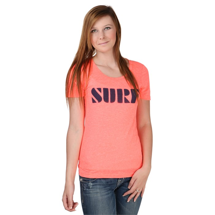 Billabong - Do You Surf T-Shirt - Women's