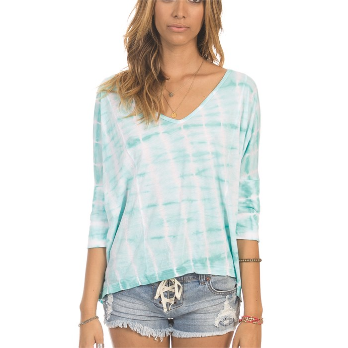 Billabong - By My Side V-Neck Top - Women's