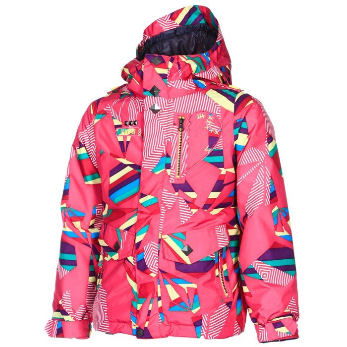 Volcom - Penny Jacket - Girl's
