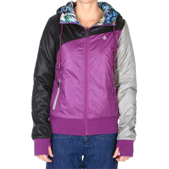 Volcom - Snowberry Full Zip - Women's