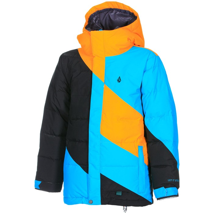 Volcom - Blast Down Puff Jacket - Kid's