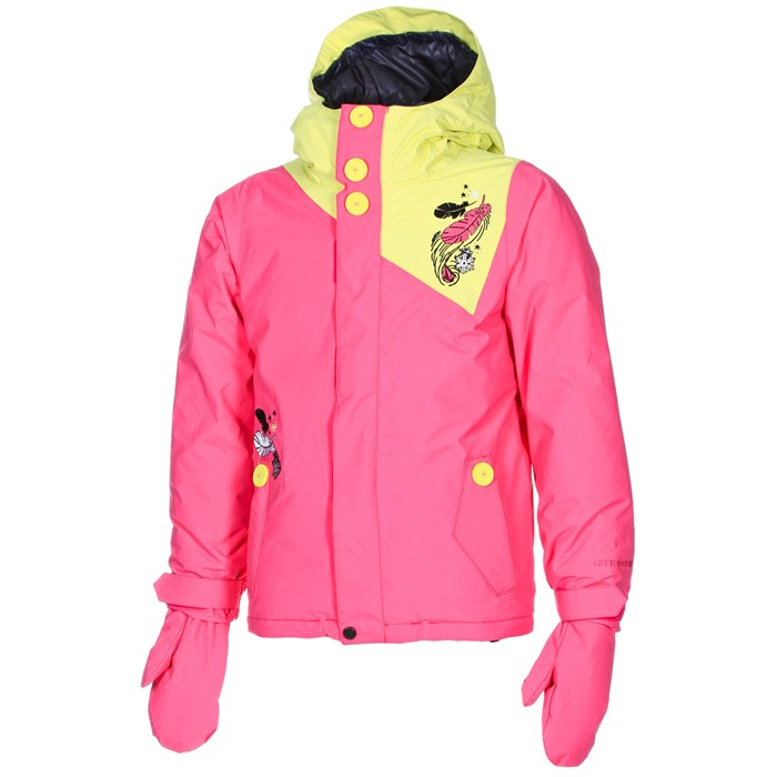 Volcom - Poppins Jacket - Girl's