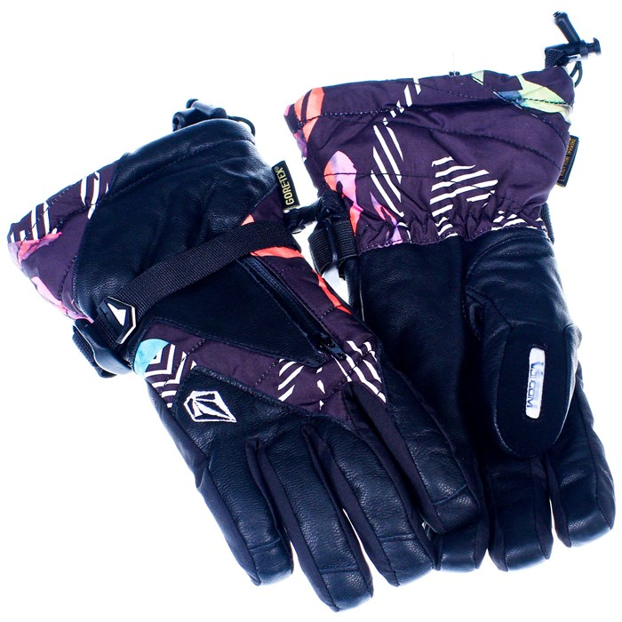 Volcom - Juno GORE-TEX Leather Gloves - Women's