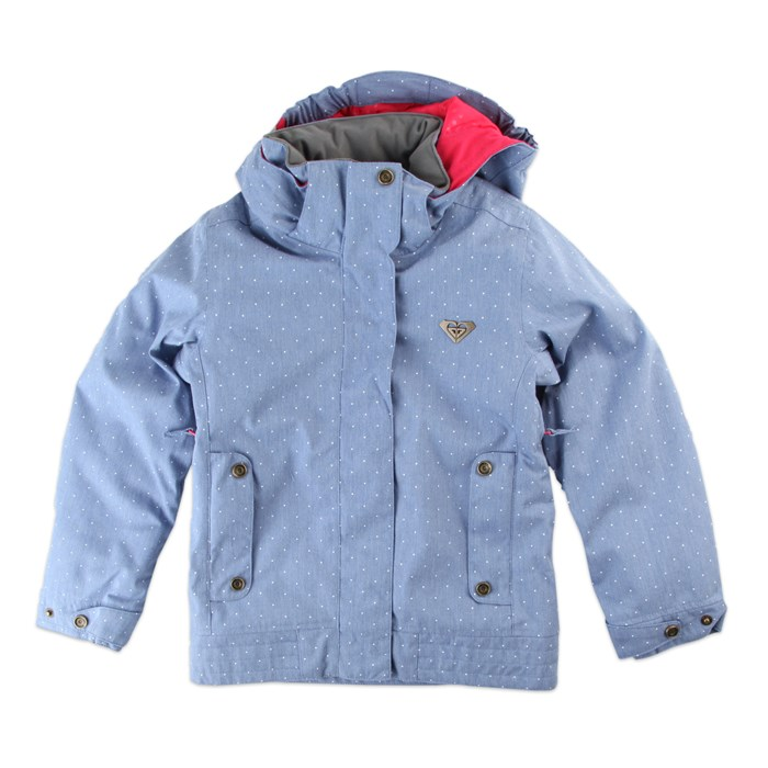 Roxy - Torah Bright Orchard Jacket - Girl's