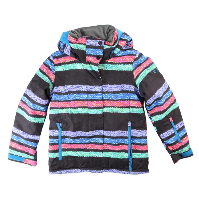 Roxy - Jetty Insulated Jacket - Girl's