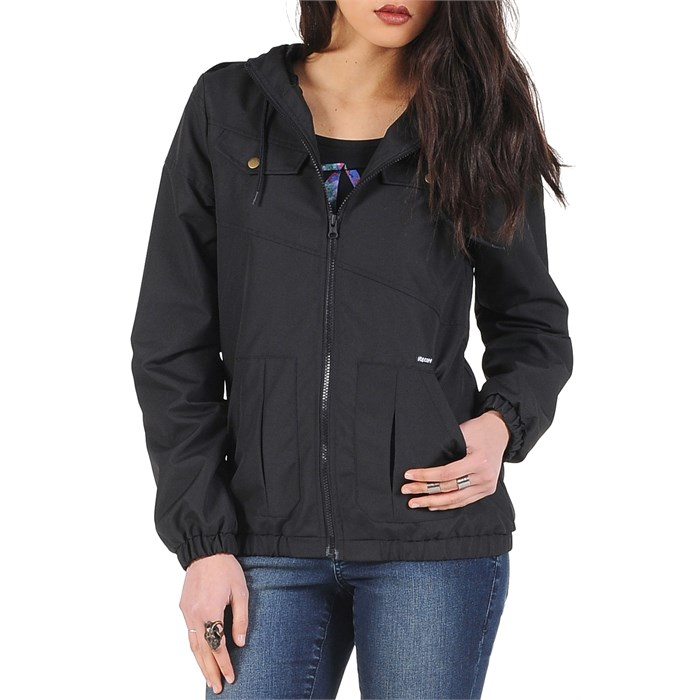 Volcom - Enemy Lines Windbreaker Jacket - Women's