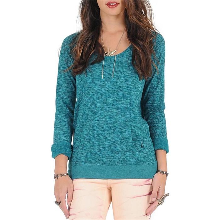 Volcom - Moclov Crew Sweatshirt - Women's
