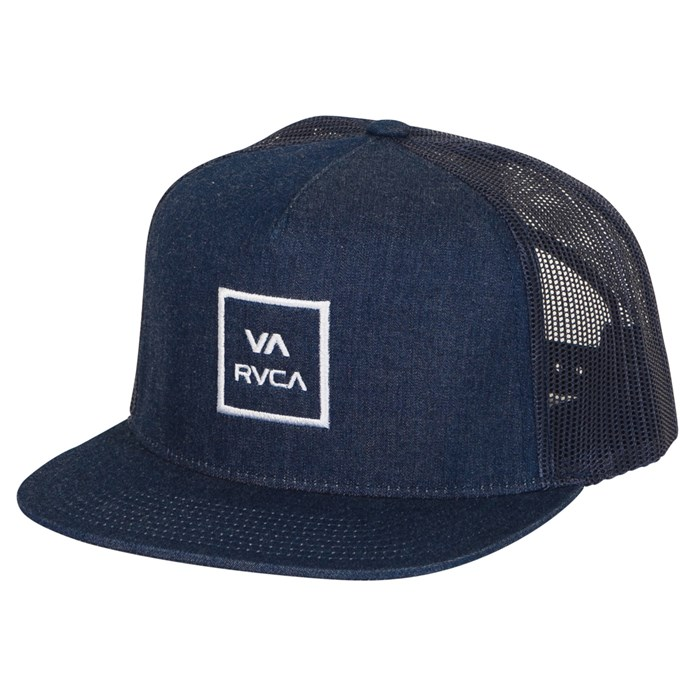 RVCA - All The Way Hat