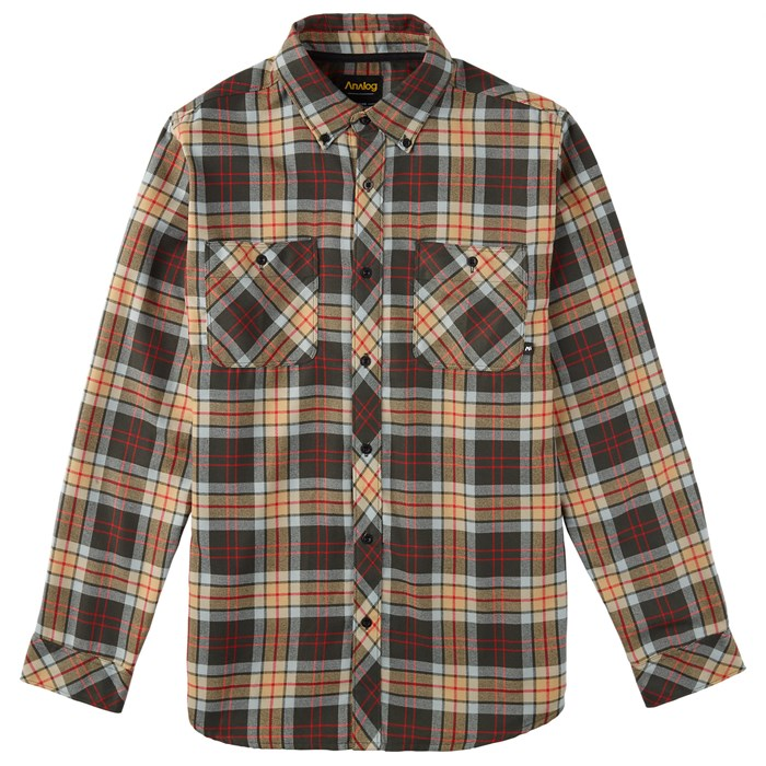 Analog - Balance Button Up Shirt