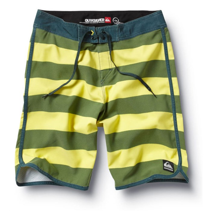 "Quiksilver - Cypher Brigg PIgment 20"" Boardshorts"