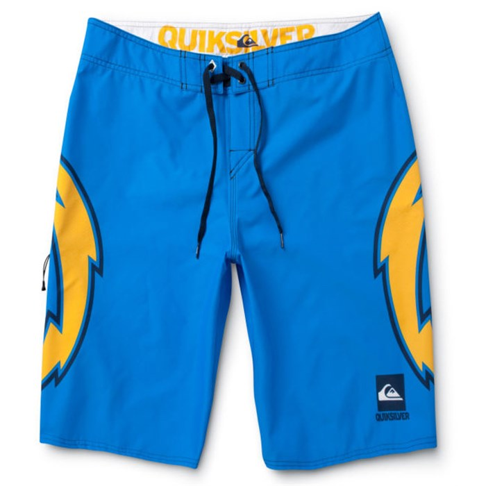 "Quiksilver - Chargers NFL 22"" Boardshorts"