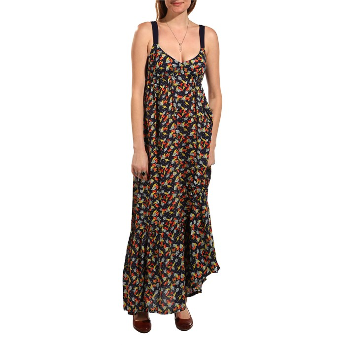 Quiksilver - Fern Floral Maxi Dress - Women's