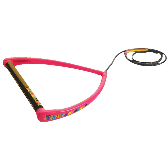 "Accurate - Vivid 15"" Chamois Wakeboard Handle - Women's 2013"
