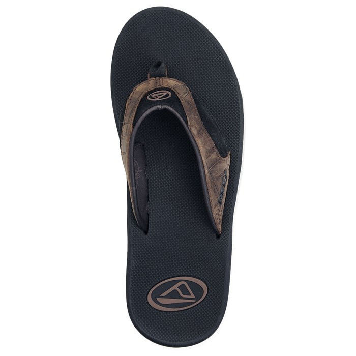 Reef - Leather Fanning Sandals