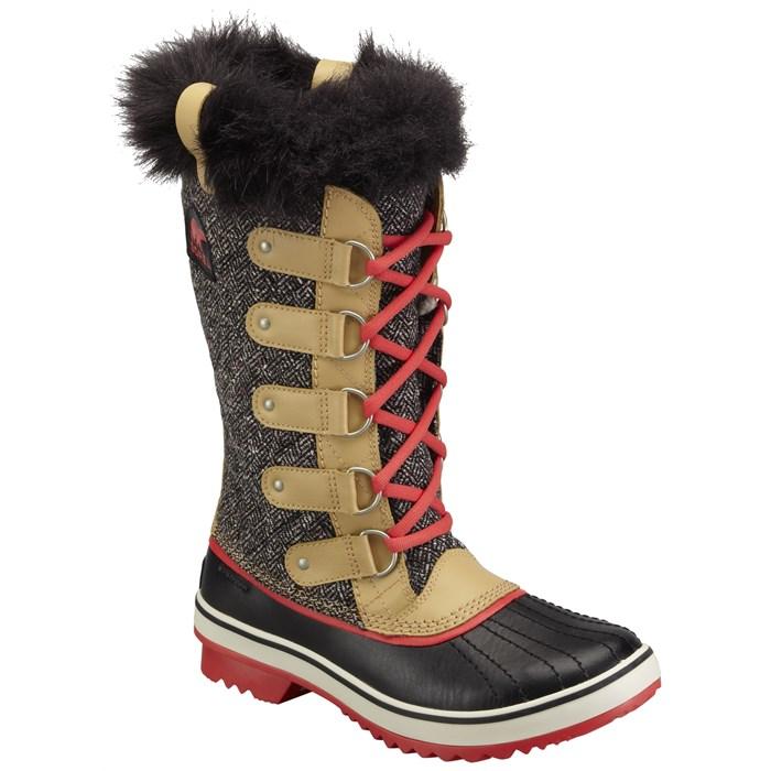 Sorel - Tofino Herringbone Boots - Women's