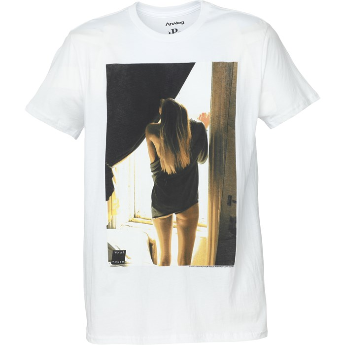 Analog - Window Girl T-Shirt