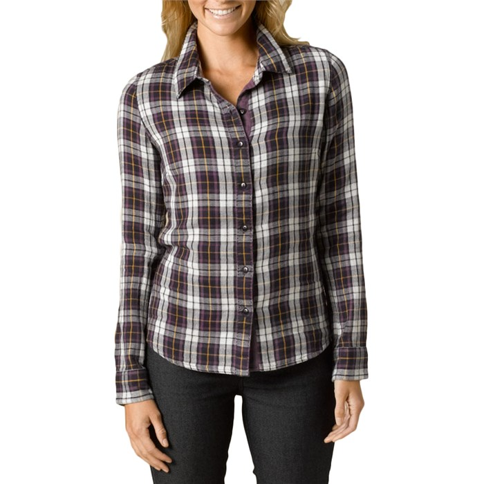 Prana - Riley Woven Button Up Shirt - Women's