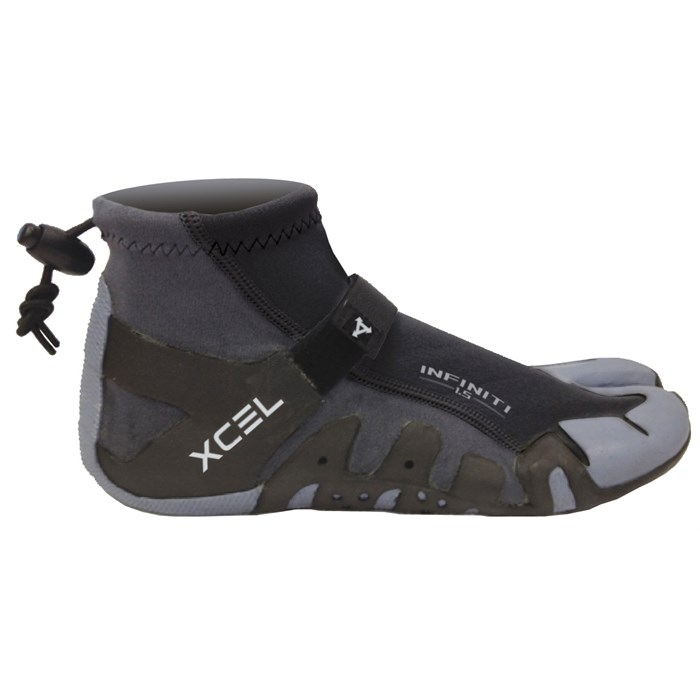 XCEL - Infiniti 1 mm Split Toe Reef Boots