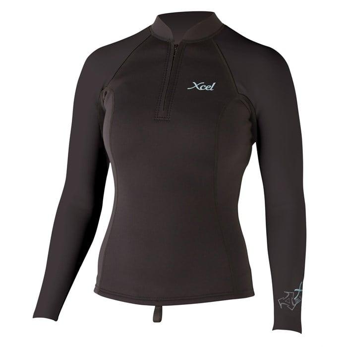 XCEL - SLX Front Zip 2/1 Wetsuit Top - Women's