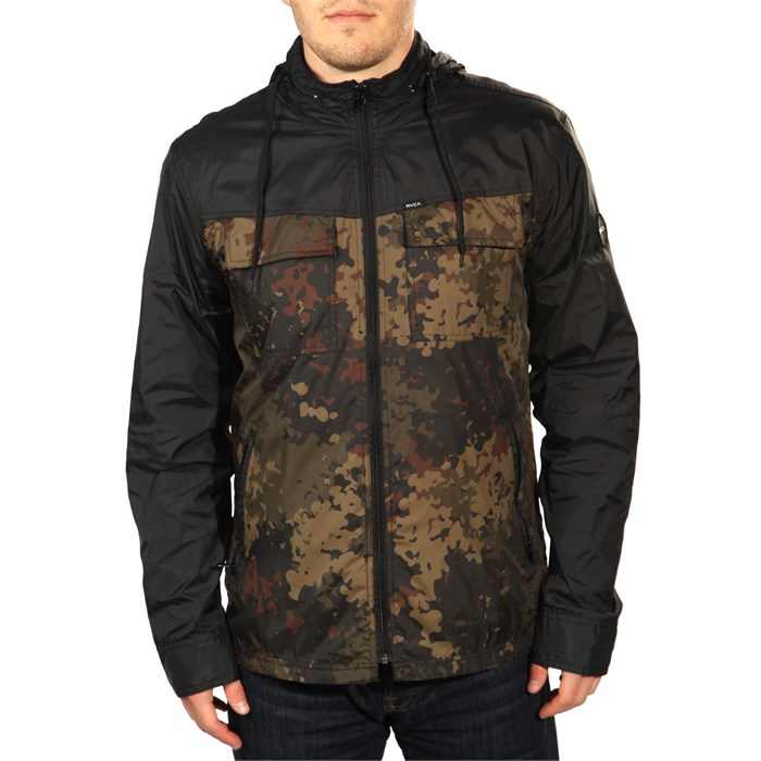 RVCA - Bay Blocker Jacket