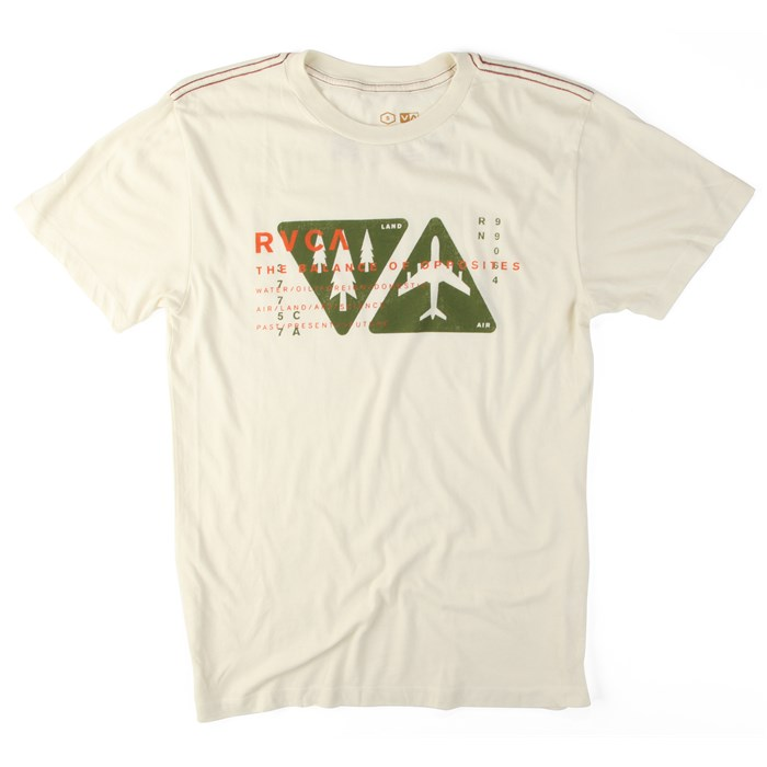 RVCA - Air And Land T-Shirt
