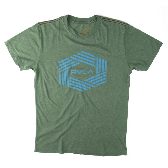 RVCA - Bar Hex T-Shirt