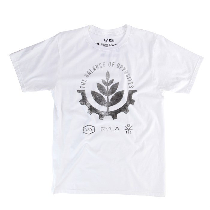 RVCA - Leaf & Gear T-Shirt