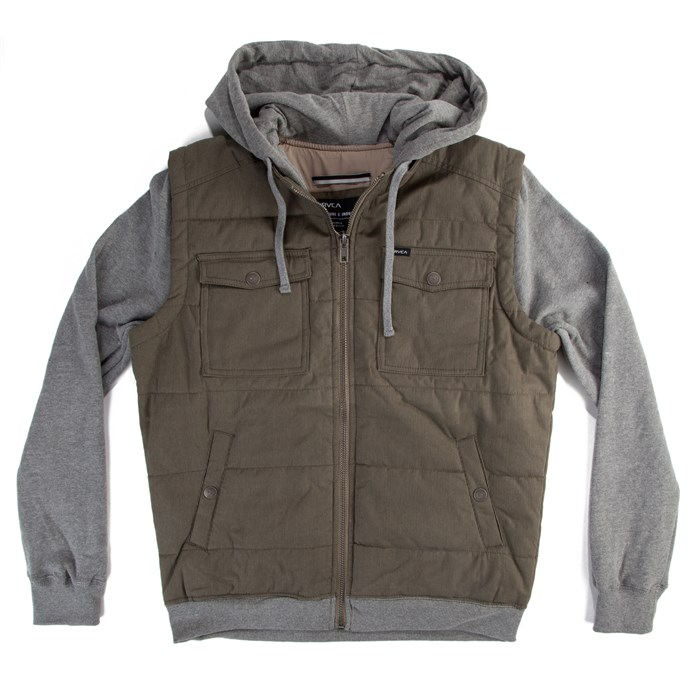 RVCA - Puffer Bedford Jacket