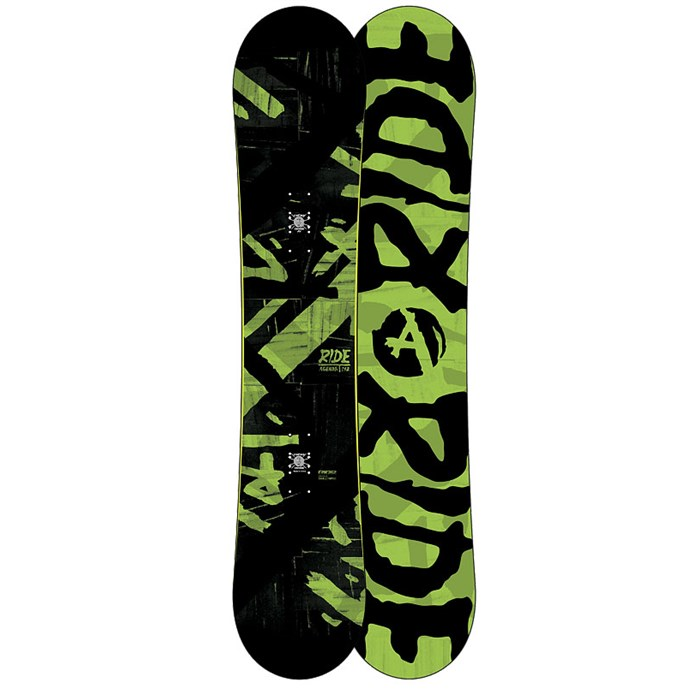 Ride - Agenda Snowboard 2014