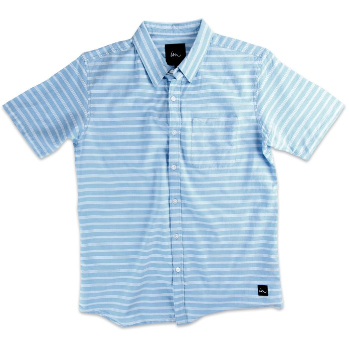 Imperial Motion - Dill Short-Sleeve Button-Down