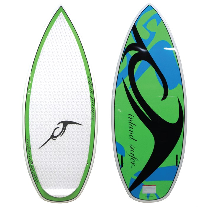 Inland Surfer - Inland Surfer Mucus Wakesurf Board 2013