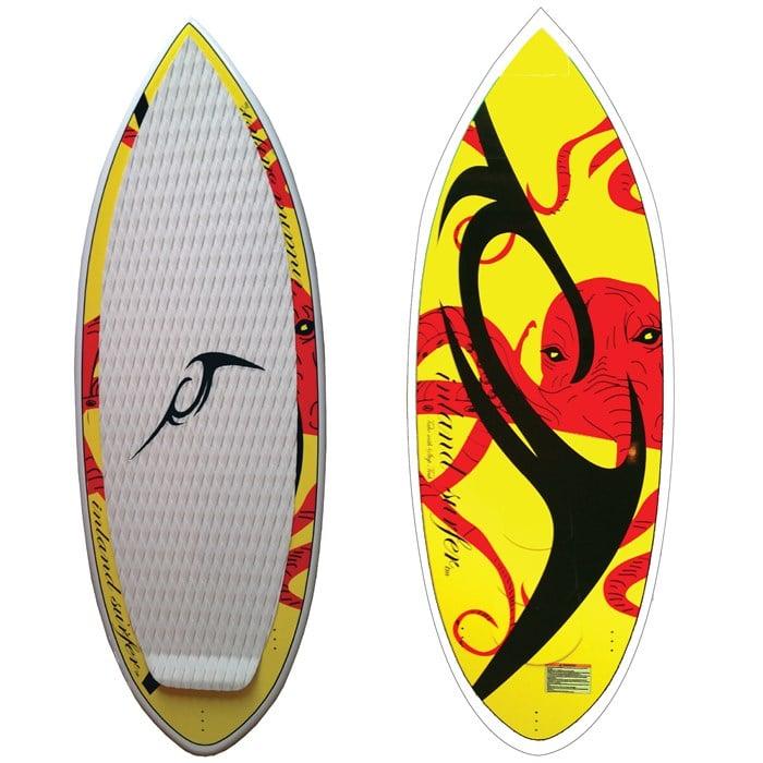 Inland Surfer - Tako Wakesurf Board 2014