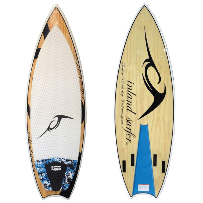 Inland Surfer - Swallow V2 Wakesurf Board 2013
