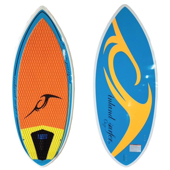 Inland Surfer - 4-Skim Ooze Wakesurf Board 2013
