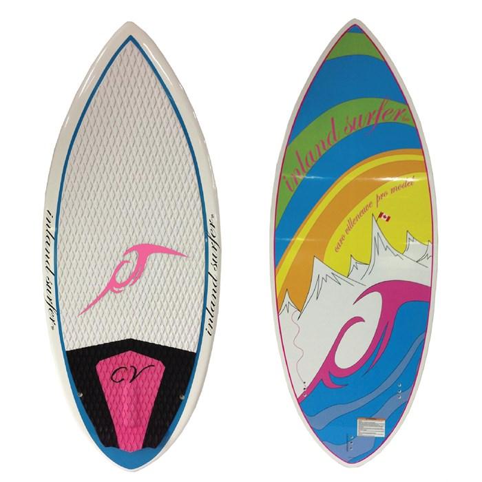 Inland Surfer - 4-Skim Caro Pro Wakesurf Board 2013