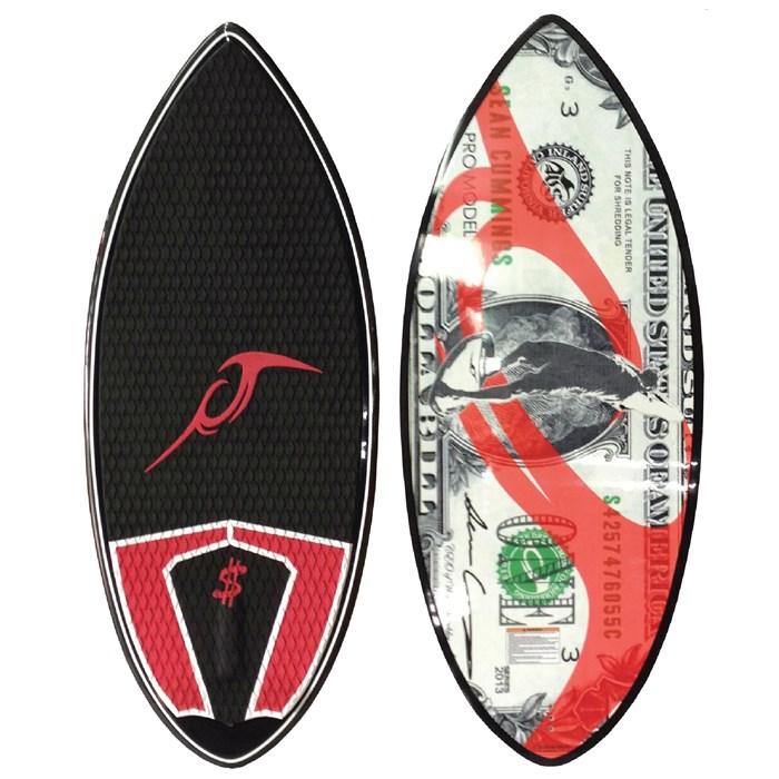 Inland Surfer - 4-Skim Sean Pro Wakesurf Board 2013